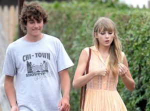 Taylor Swift andConor Kennedy