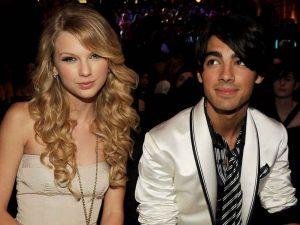 3.Taylor Swift and Joe Jonas