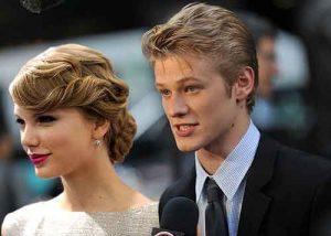 Taylor Swift and Lucas-Till