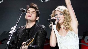 Taylor Swift and John-Mayer