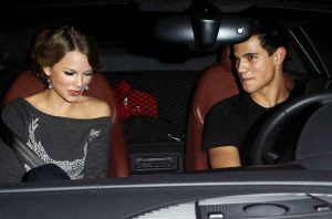 Taylor Swift and Taylor-Launter
