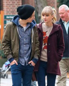Taylor Swift and Harry-Styles