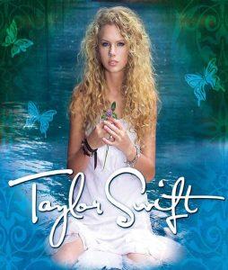 taylor swift first album